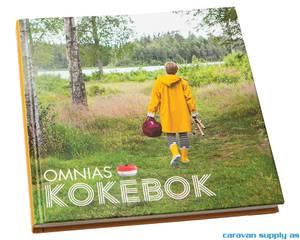 Bilde av Kokebok til Omnia norsk