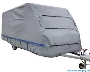Bilde av Trekk til campingvogn Wintertime L430xB250xH220