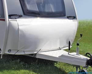Bilde av  Trekk til gasskasse Hindermann B200xH90cm hvit